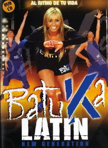 DVD BATUKA LATIN NEW GENERATION