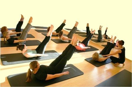 02 DVDS PILATES COMPLETO