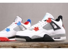 "Tenis ""What The"" Air Jordan 4 Importado"