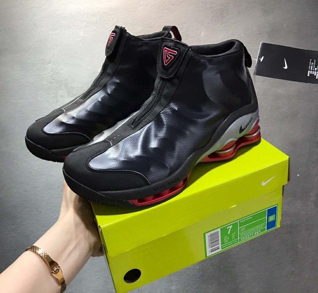 buy online aac53 0cdb2 Tênis Nike Shox VC Vince Carter 1 OG Importado