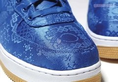 "CLOT x Nike Air Force 1 Low ""Blue"""