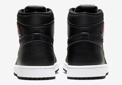 "Air Jordan 1 Retro High OG ""Black Satin"" - loja online"