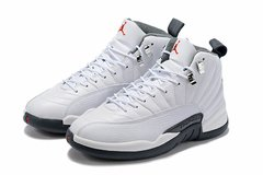 "Tenis Air Jordan 12 ""Dark Grey"" Importado"