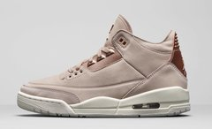Tenis Air Jordan 3 Retro Feminino Particle Beige Original na internet