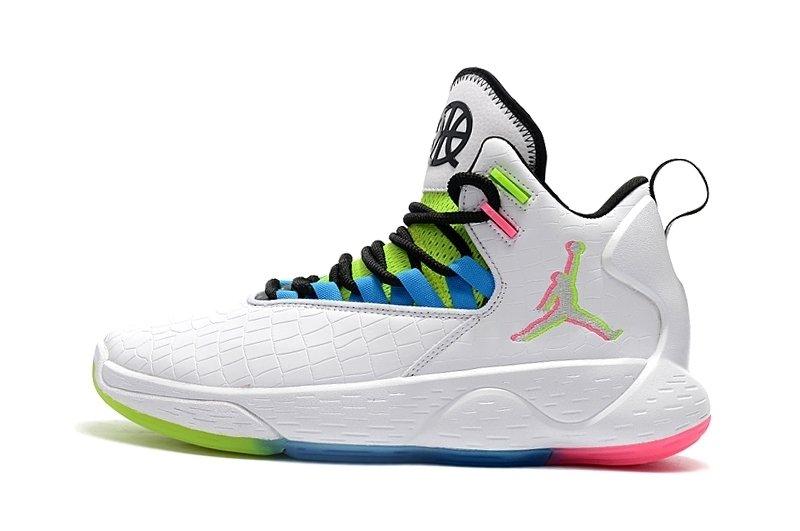 1fa80877fad Tenis Nike Air Jordan Super.Fly MVP Importado Multicolor