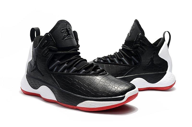 e64bf30828d Tenis Nike Air Jordan Super.Fly MVP Importado Preto. 1