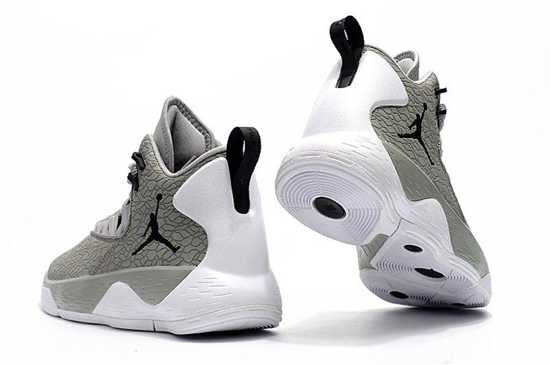 ec62cf6509b Tenis Nike Air Jordan Super.Fly MVP Importado Gray. 1