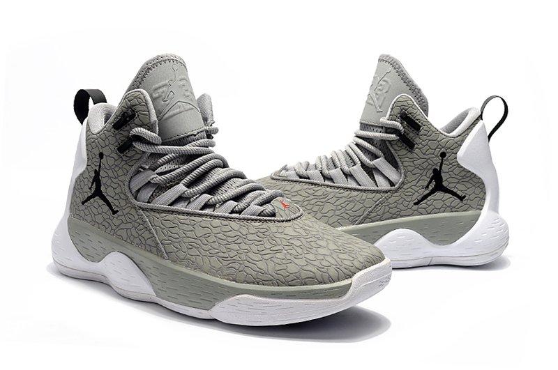 927dda17c3f Tenis Nike Air Jordan Super.Fly MVP Importado Gray