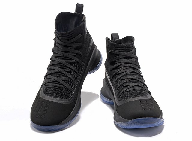Tênis Under Armour Curry 4 All Black IMPORTADO na internet