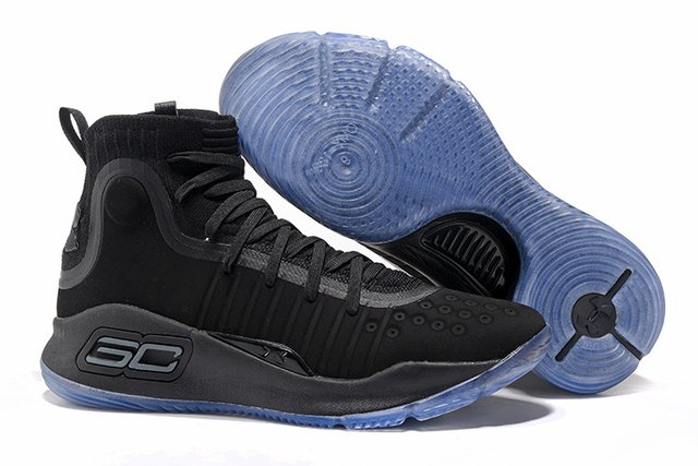 Tênis Under Armour Curry 4 All Black IMPORTADO - loja online