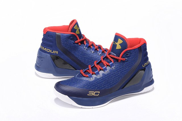Tênis UNDER ARMOUR CURRY 3 Basquete IMPORTADO - comprar online