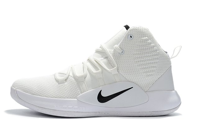 timeless design 8660b 78153 Tênis Nike Hyperdunk X 2018 Branco Importado
