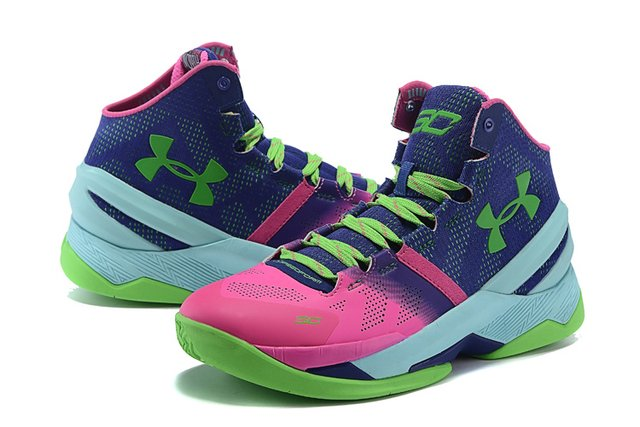 Tênis UNDER ARMOUR Curry 2 Basquete TREINO IMPORTADO - PRIME IMPORTADOS
