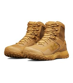 Imagem do Bota Coturno Under Armour Tactical Valsetz RTS Coyote Brown IMPORTADA