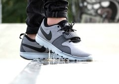 Tenis Nike Sb Trainerendor Leather Cinza Original Pronta Entrega