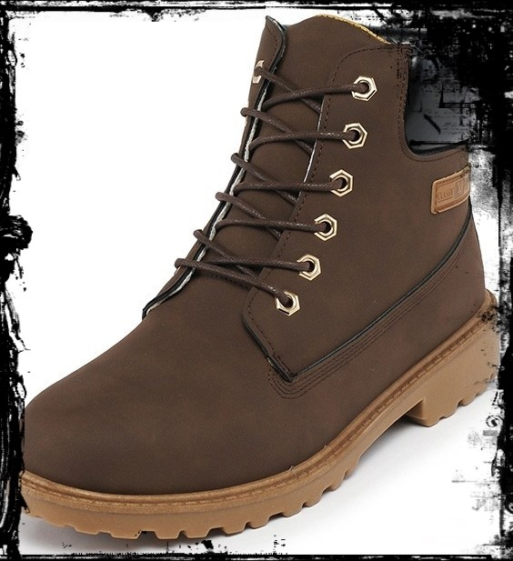 Bota swag Yellow boot Estilo Timberland
