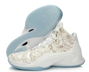 Tênis ANTA Klay Thompson Shoes - White Gold Importado - comprar online