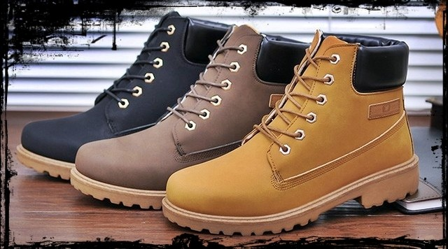 Bota Casual SWAG Estilo Timber Caterpillar Importada - PRIME IMPORTADOS