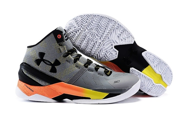 06c9ec6b6c8 Tênis UNDER ARMOUR Curry 2 Basquete TREINO IMPORTADO