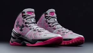 Tênis UNDER ARMOUR Stephen Curry Two Basketball Mother´s Day IMPORTADO