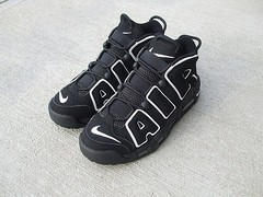 NIKE SCOTT PIPPEN UP MORE TEMPO IMPORTADO ORIGINAL