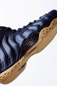 "Tenis Nike Air Foamposite  One ""Midnight Navy"" Importado - PRIME IMPORTADOS"