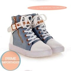 Tenis Importado Sneaker Spikes Fashion na internet