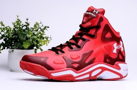 Under Armour Anatomix Original Fitness Academia Treino Curry IMPORTADO RED
