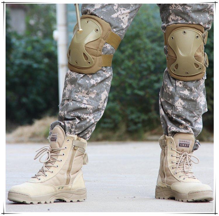 9f948ec795 Bota Coturno SWAT Original Militar Desert Cano Alto IMPORTADA