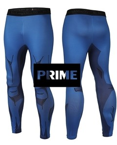 Legging 3D Dragon Ball Z Masculina Compressão Importada