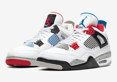 """What The"" Air Jordan 4"