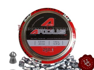Balines Argus Air Premium 5.5mm x250 16.4 grain
