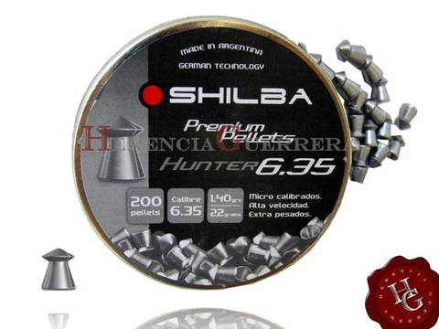 Balines Shilba Hunter 6.35