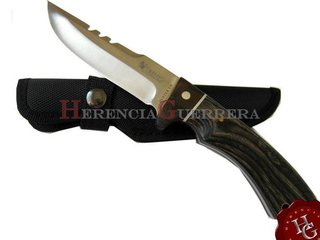 Cuchillo Trento Hunter 530