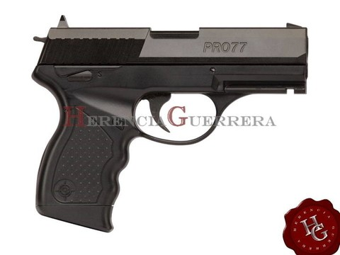 Pistola Crosman PRO 77 KIT CO2 4.5mm
