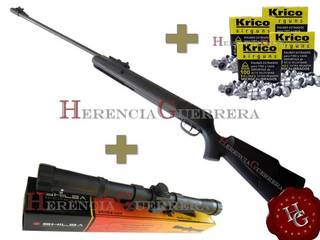 Rifle Crosman Fury NP Nitro Piston 5.5mm