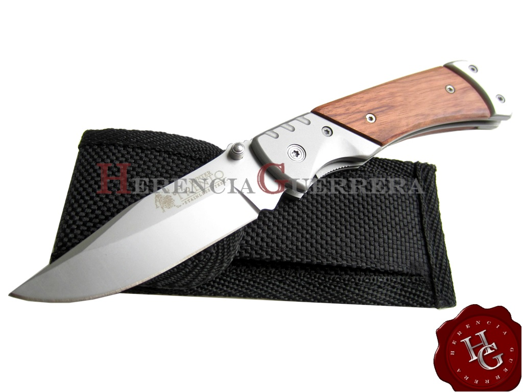 Cortapluma Trento Hunter 130 funda