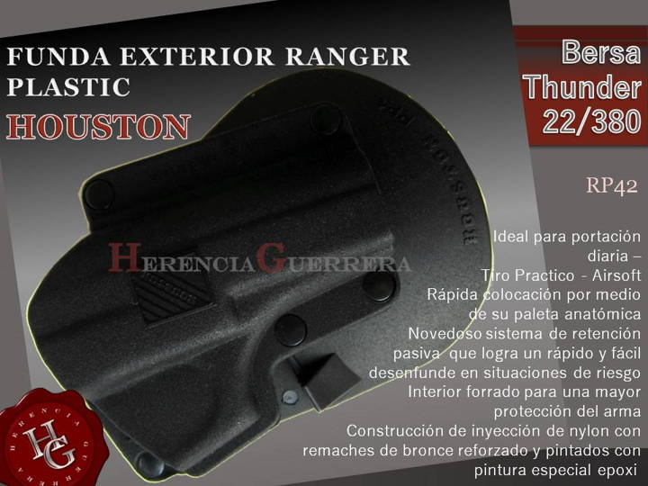 Funda Houston Ranger Ext Bersa Thunder 22/380