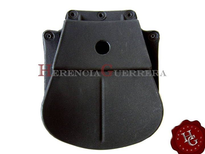 Portacargador Doble Houston Ranger Glock 9/40