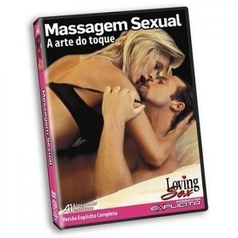 MASSAGEM SEXUAL - A ARTE DO TOQUE (PARA CASAIS)