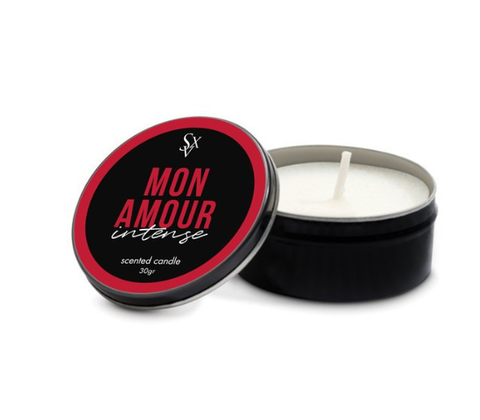 MASSAGE CANDLE Mon Amour Intense