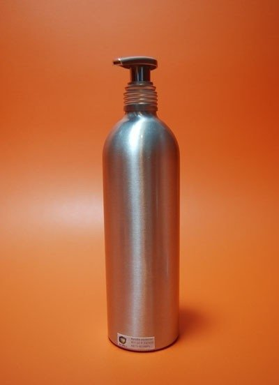 BOTELLA ALUMINIO 400 ML