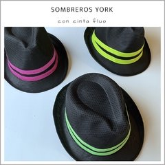 Sombrero York - Pack x 10