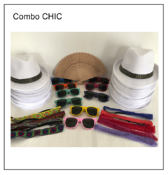 Combo  Chic - 100 a 150 personas - comprar online