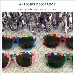 Anteojos decorados - Pack x 10