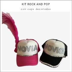 KIt Novios Rock n Pop