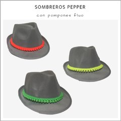 Sombrero Pepper - Pack x 10