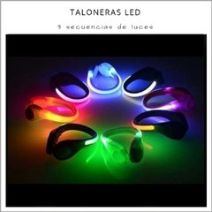 Taloneras Led - Pack x 2