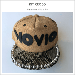 Kit Croco Boho LED - comprar online