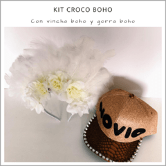 Kit Croco Boho LED